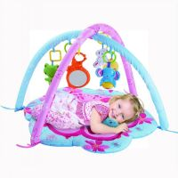 Baby Play Musical game mat gym with light D077