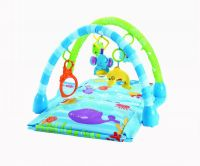 Baby Play Musical game mat gym with light D075