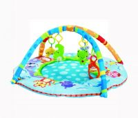 Baby Play Musical game mat gym with light D078