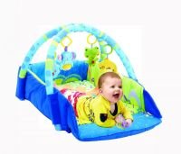 Baby Play Musical game mat gym with light D079
