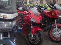 book your motorcycle container now!