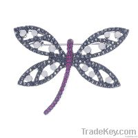 High-end dragonfly brooches jewelry wholesale
