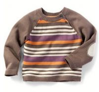 Children's Cotton Pullover Sweater