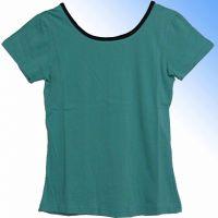 cotton/spandex ladies' t-shirt