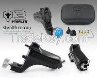 Stealth rotary tattoo machine V3