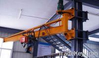 China 0.25~20 t wall mounted jib crane manufacturer