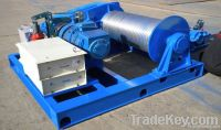 0.5~350t electric winch, hydraulic winch, diesel winch, boat winch