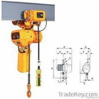 0.5~32t  electric chain hoist, electric chain block, lever hoist