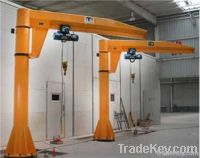 China 0.25~20 t fixed column mounted jib crane manufacturer
