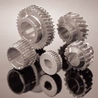 Straight Tooth Gears