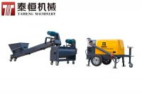 hot selling cement foaming machine for roof insulation TH-30B