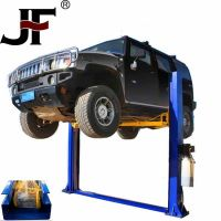 Hydraulic 2 post home garage car lift for sale