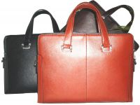Fashion  Genuine  Leather Man's  Briefcases