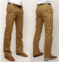Free shipping�Men's casual pants made of pure cotton