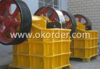 FIne Quality PE Series Jaw Crusher for Primary Crusher _ Okorder