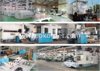 Double End Tenoner _ Double End Tenoner for Floor Production Line _ Okorder