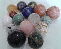 Balls and Spheres Reiki Crystal Healing of Gemstone and Semi-Precious Stones
