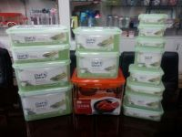 Plastic & Glass Food Containers