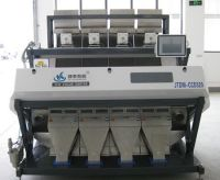 China  rice color sorter machine with CCD sensor