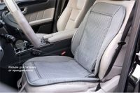 Car Seat Heating and Cooling Backrest