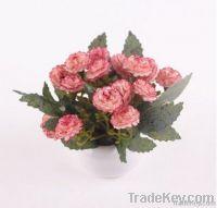 Brand artificial decorative silk flowers for wedding , event & party su