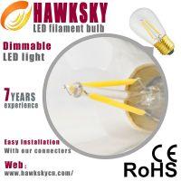Factory Directly Price E27 6000K Led Light Filament Wholesaler