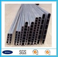 Heat exchanger aluminum extruded tube