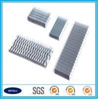 Heat exchanger aluminum fin
