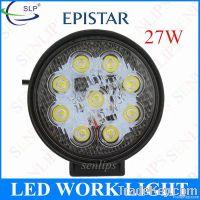 4PCS 27W LED Work Light