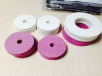 Grinding wheels for skiving leather machine,Grinding stone for shapes for garment machine