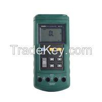 0-3200ohm, 0.1ohm accuracy, RTD (Resistance Temperature Detector) Calibrator H714