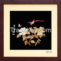 Wholesale frame picture traditional painting designs