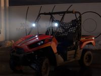 5 inch 40w 4000lm LED work light for SUV ATV trucks off road