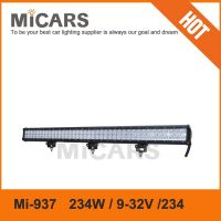 made in China 36 inch 234w 23400lm LED light bar