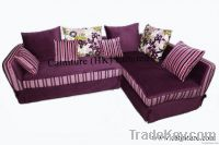 2014 modern design colorful living room sofa furniture set