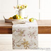 Printed Table Runners (Printed on Jacquard base) Table Clothes
