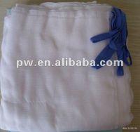 100% cotton Lap pad Sponge sterile