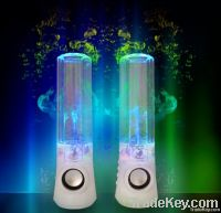 2014 best design big dancing water speaker