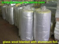 Cheap price glass wool blanket insulation with good quality factory directly