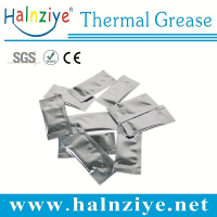 silver cpu thermal paste/compound/grease