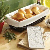 wejoin poly rattan bread basket