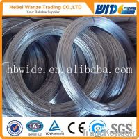 Glvanized wire, galvanized iron wire