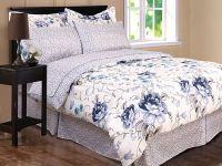 75GSM Microfriber Bedding Comforter Set