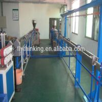 abs filament production line for 3d printing in plastic rods