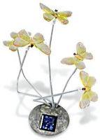 5pcs Flexi Butterfly Solar Light