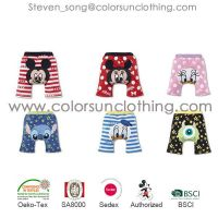 2014 Hottest sweet heart pink baby disney pants