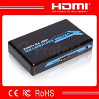 High Speed Mini VGA to HDMI Converter V1.3 With Audio HDMI Converter Support 1080p HDTV Audio Converter