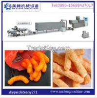 puffed snack extruder