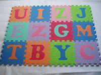Play puzzle mats