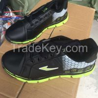 High quality big size man sport shoes